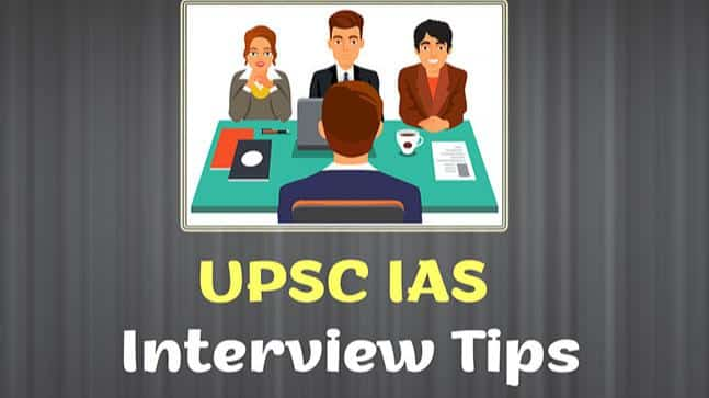 UPSC Interview Strategy