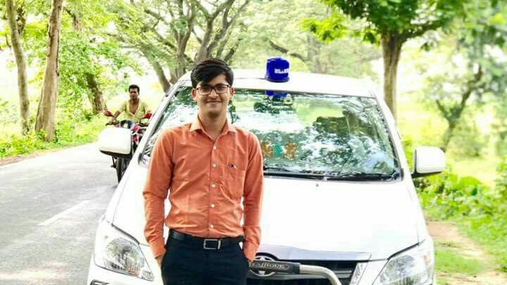 Meet the country's youngest IAS officer in 21 years