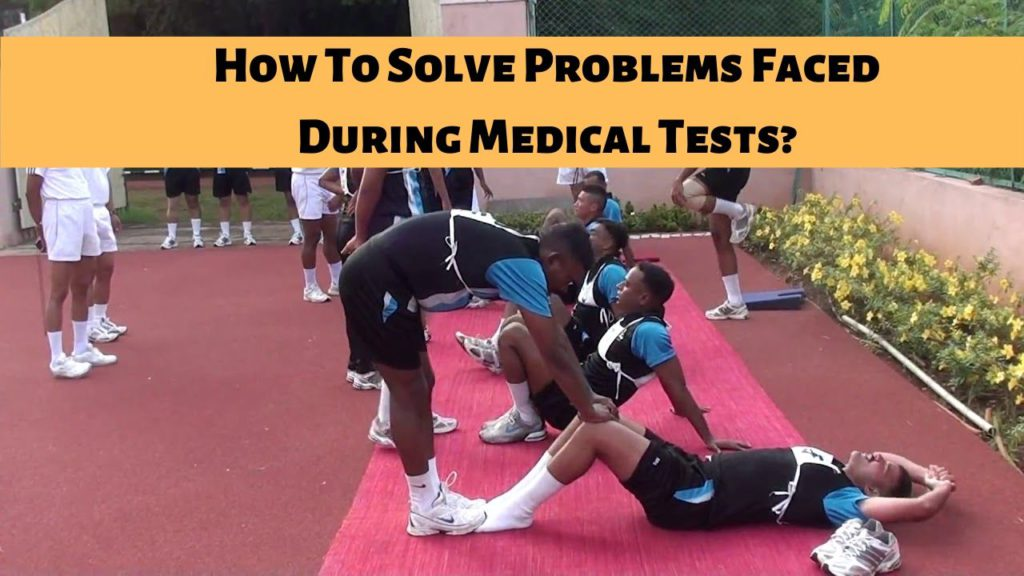 Physical Eligibility and medical test