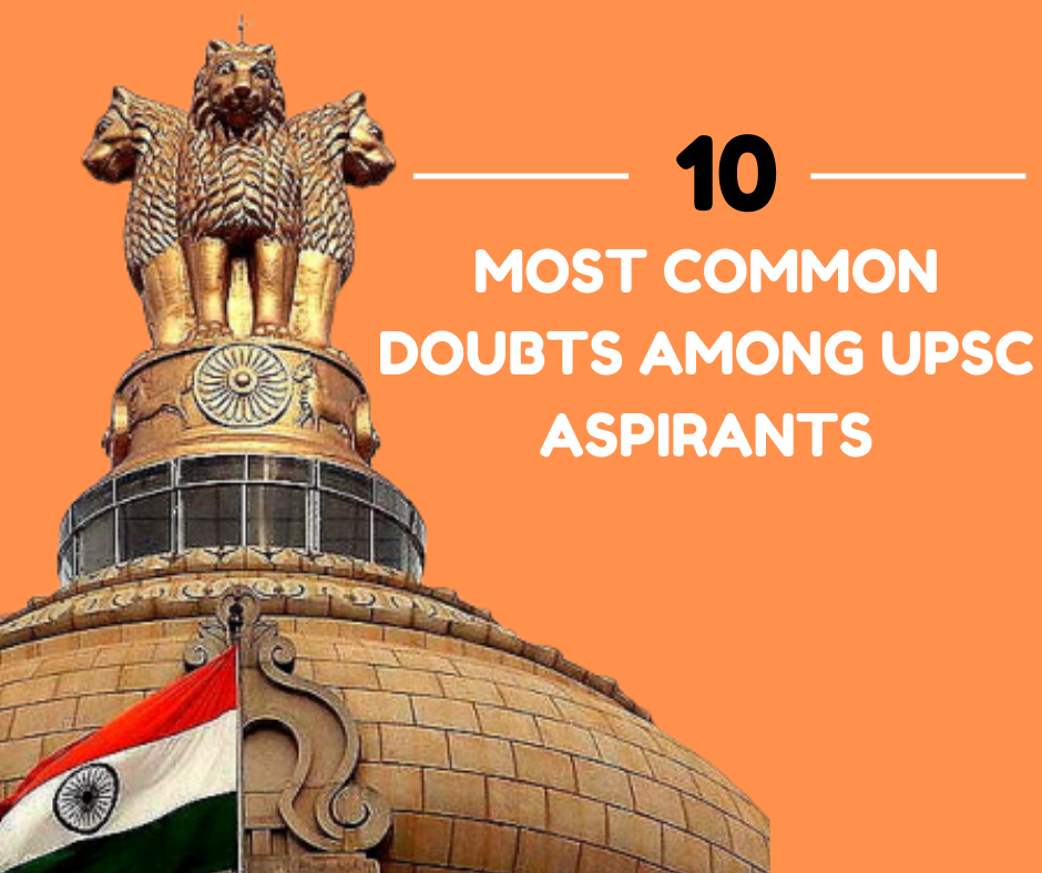 10 Most Common Doubts Among UPS Aspirants Crackupsc ias civil services 2020