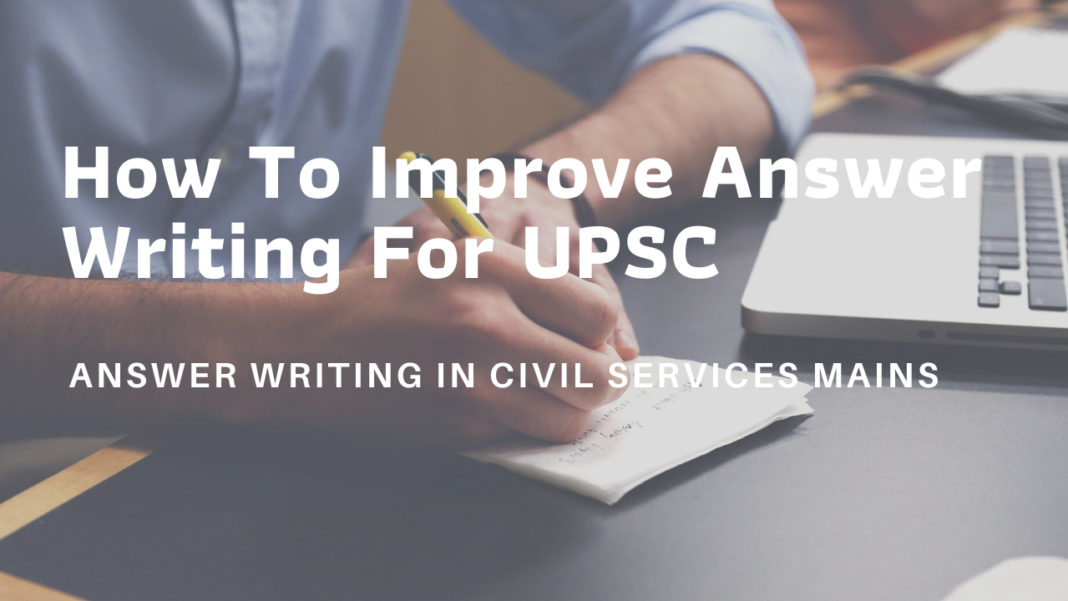 how to improve answer writing for upsc | Civil Services | Crack Upsc