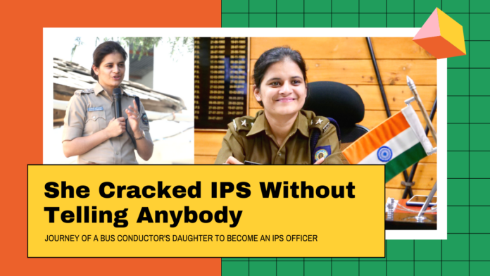 IPS Shalini Agnihotri A bus conductor's daughter turns to an IPS Officer