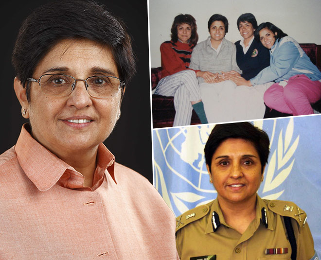 kiran bedi first lady ips officer of india