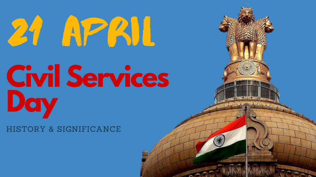 april 21 Civil Services Day upsc ias