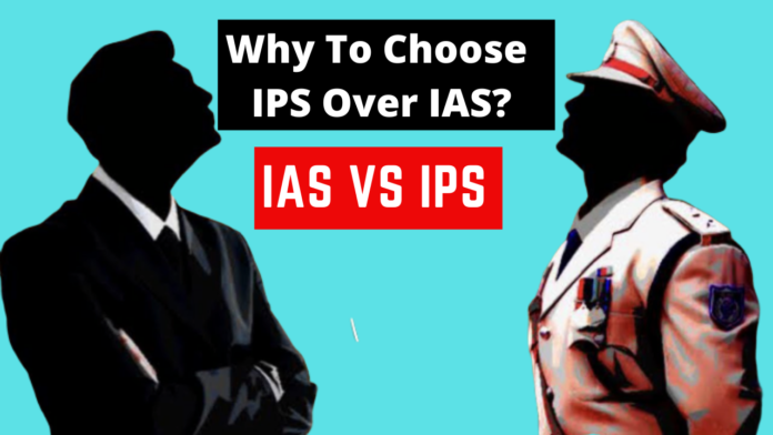 Why to Choose IPS Over IAS